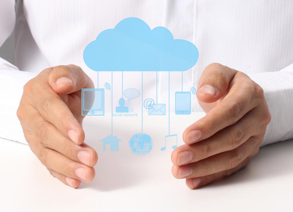 cloud storage & secure backup